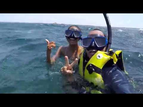 Snorkeling at Pigeon Island in Trincomalee