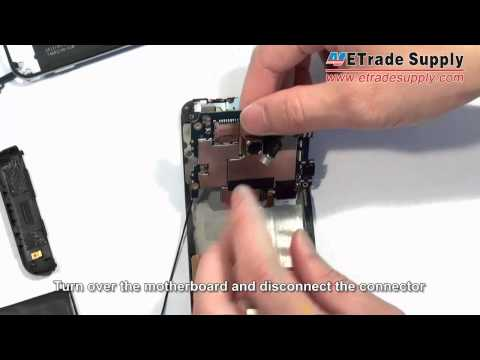 Guide for repairing the HTC EVO 4G LTE