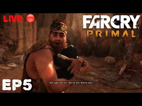 Far Cry Primal Fr Ep 5 Escorte De Wenja Youtube