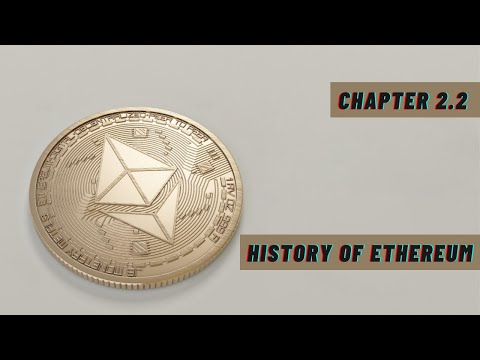 🏆 Bitcoin & Cryptocurrencies Course | History Of Ethereum 🏆