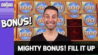 Baixar 😱 MIGHTY Bonus FILL IT UP 💰 $1500 @ Atlantis Reno ✪ BCSlots (S. 9 • Ep. 3)
