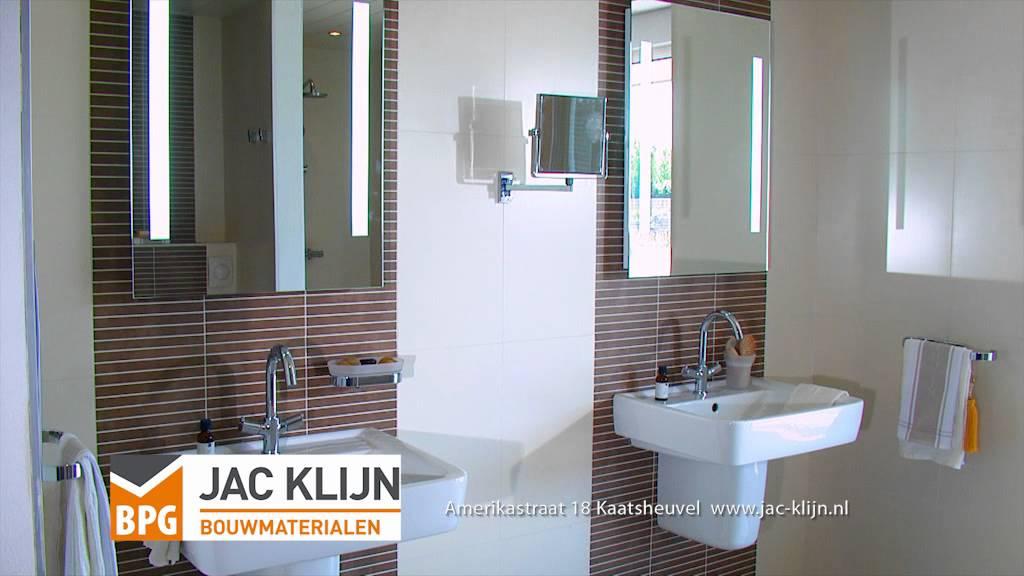 Tegels en sanitair bij bpg jac klijn kaatsheuvel youtube