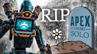 Adios al MODO SOLITARIO de APEX LEGENDS...