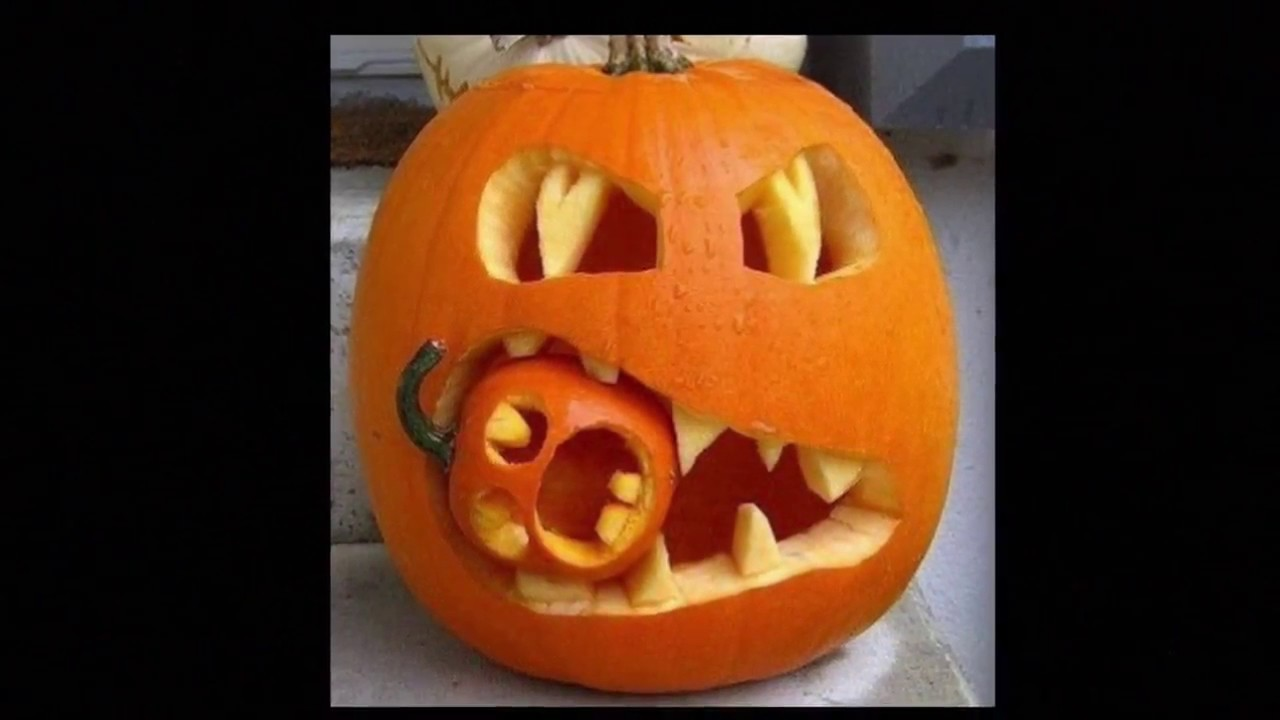 Simple awesome pumpkin carving ideas youtube