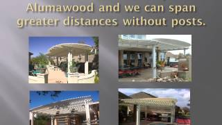 Houston Pergolas & Patio Cover Slides
