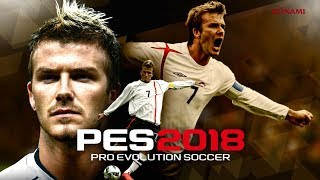PES 2018 Mobile Launch Trailer (Portugal Android)