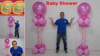 Baby shower niño y niña