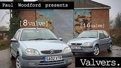 Citroen Saxo VTR vs VTS - which hot hatch is best?