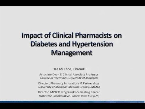 Impact of Clinical Pharmacists on Diabetes and Hypertension Management