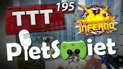 TTT mit SPIN und PIETSMIET | TTT mit 13 Leuten! | TTT mit SPIN 195
