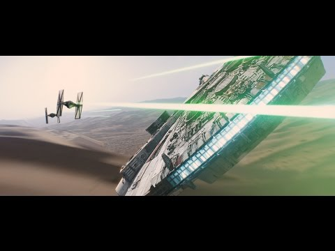 Star Wars: El Despertar de La Fuerza – Primer vistazo oficial