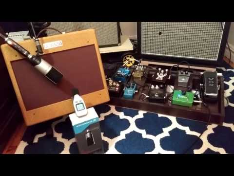 Fender Tweed Deluxe 5b3 Clone - Apartment Demo w/ Weber 10a125