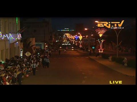 ERi-TV, Eritrea: Pre-Independence Day Celebrations -  City Parade & Performances - Part I of II