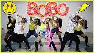 BOBO - J Balvin | Coreografía  - A bailar con Maga