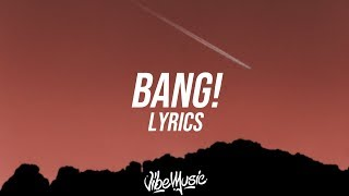Trippie Redd - BANG! (Lyrics / Lyric Video)