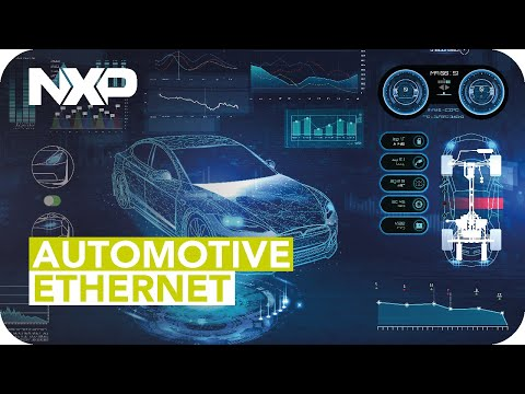 Automotive Ethernet: The Future of In-Vehicle Networking