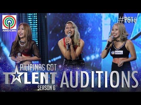 Pilipinas Got Talent 2018 Auditions: Maka Girls - Sing