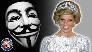 Anonymous Knows Who Killed Princess Diana?!