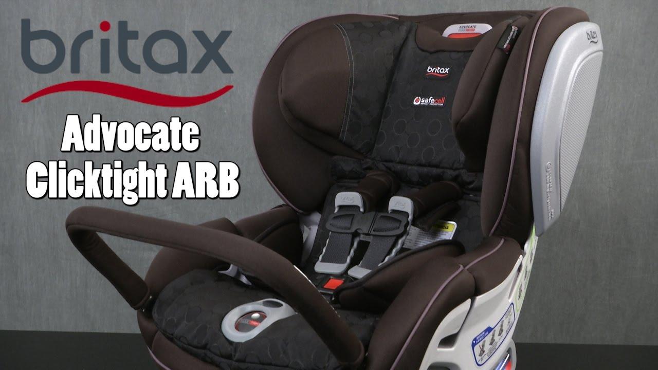Advocate Click Arb From Britax