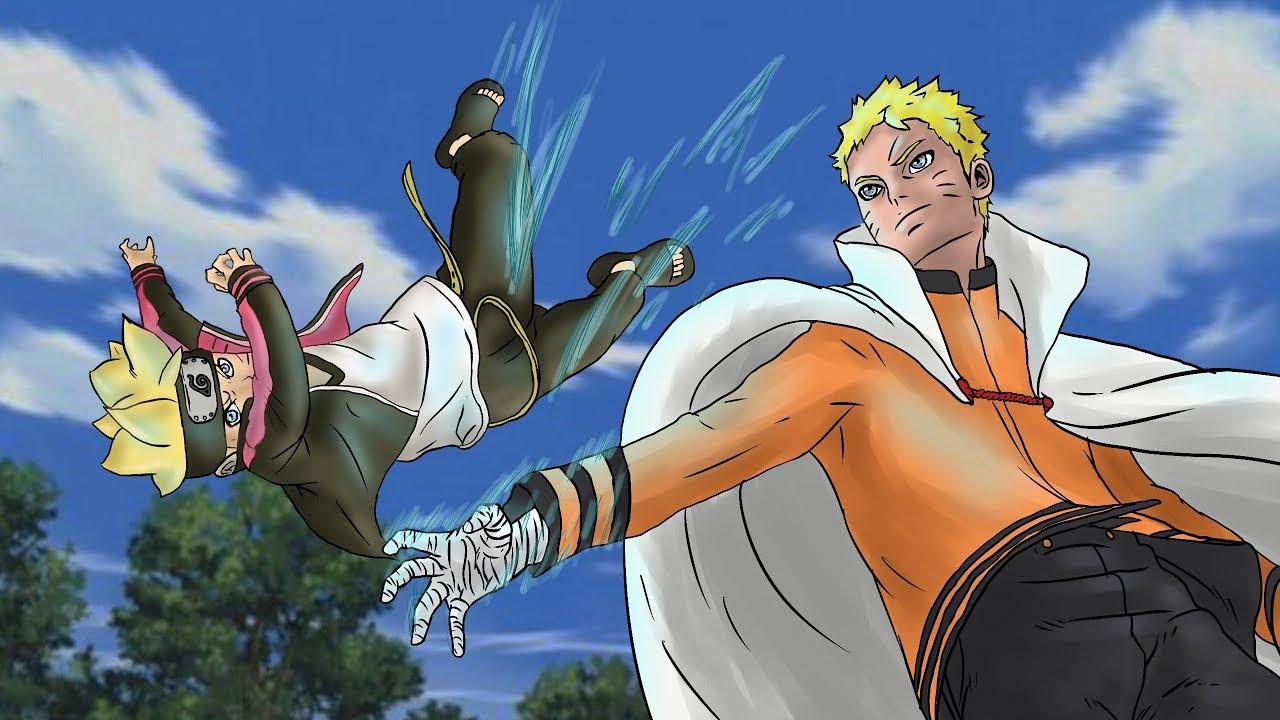 Naruto VS. Boruto! Konohamaru in Gefahr? - Boruto Kapitel ...