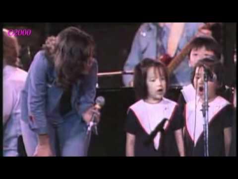 Carpenters - Sing (Japanese version)live 1974