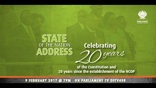 2017 State of the Nation Address Promo