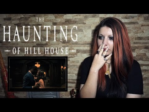 The Haunting of Hill House S01 Ep5 ''The Bent-Neck Lady'' Reaction