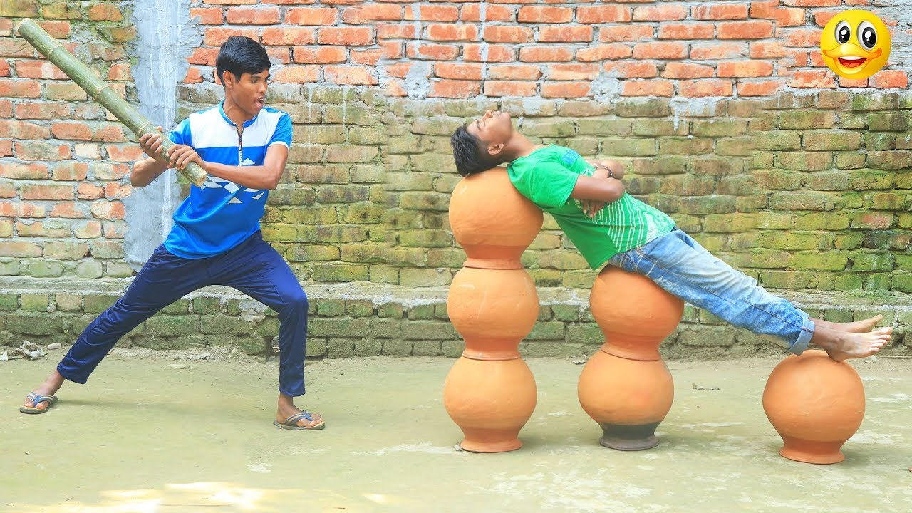 Indian New funny Video????-????Hindi Comedy Videos 2019-Episode-81--Indian Fun || ME Tv