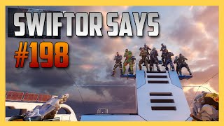 Swiftor Says #198 Make Me A Sandwich (Call of Duty Black Ops 3) | Swiftor