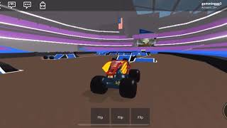 Monster Jam Roblox Bakugan Dragonoid Freestyle