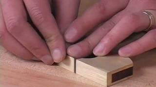 Shoulder Plane Part 1: Parts And Adjustment
