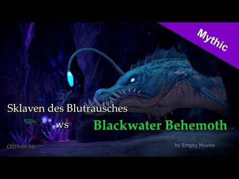 Video: Blackwater Behemoth Mythic by Sklaven des Blutrausches