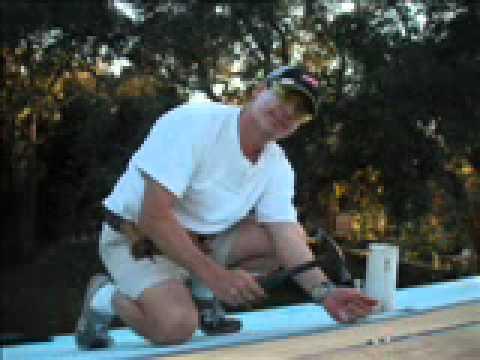 DIY Standing Seam Metal Roof Project (Part 1)
