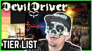Devildriver Albums RANKED Best To Worst (Metal Tier List 2020)