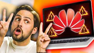 Huawei: It's not