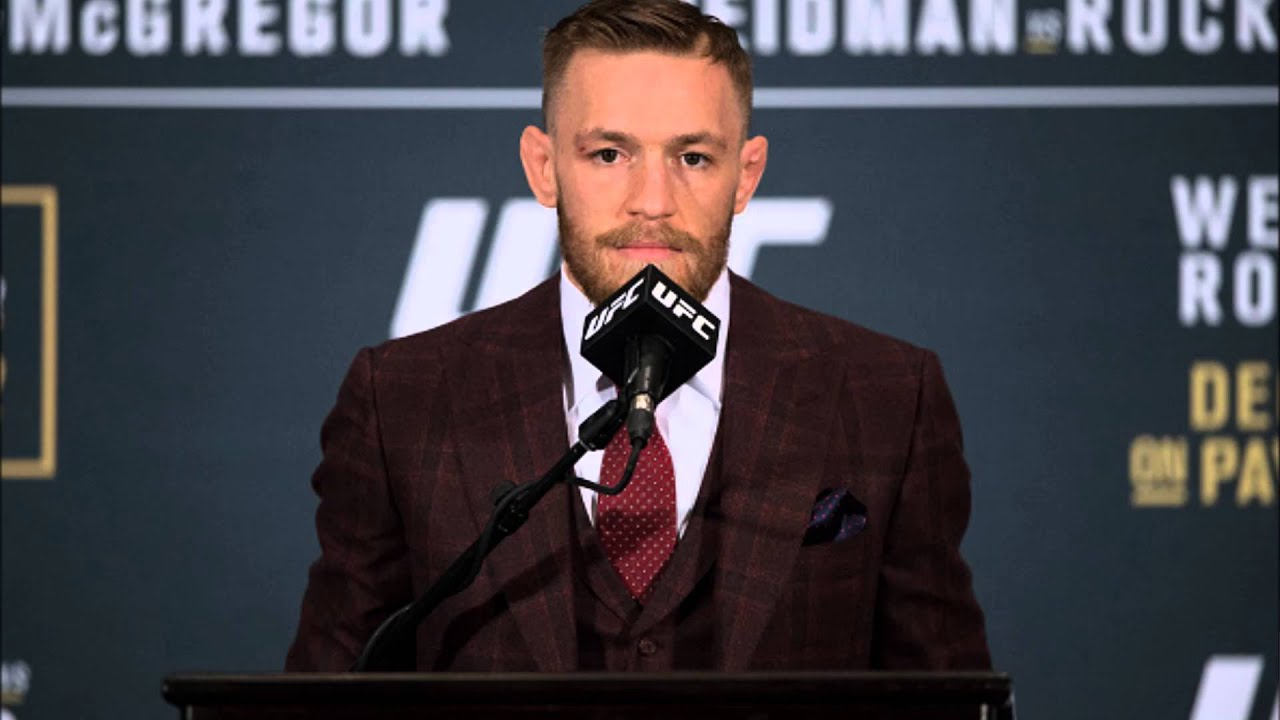 Connor Mcgregor Quote Wallpaper New Conor Mcgregor My Name Is Rapping Funny Ufc Fighter