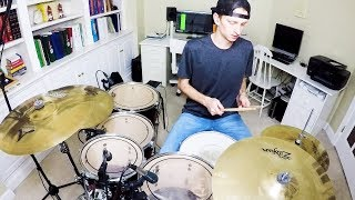 Backstreet Boys No Place MikeThomasDrumss Drum Cover