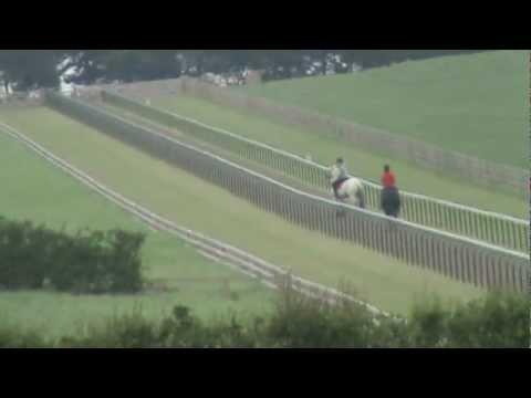 Kelsall Hill Gallops - 2nd rider
