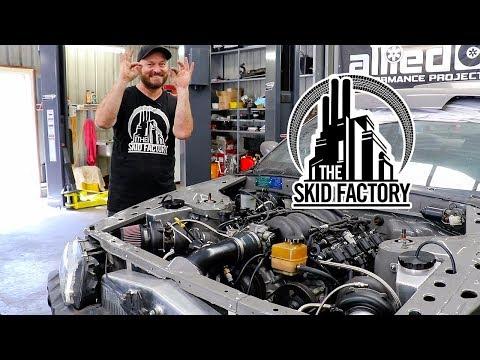 THE SKID FACTORY - Turbo LS1 R32 Skyline [EP7]