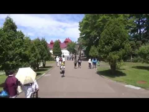 【祭り】北海ソーラン祭りの模様・余市町ニッカウィスキー工場 2015年7月5日