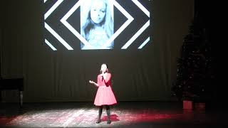 TOP TALENT SHOW 2019-  PREDA CARINA POP ROMANESC