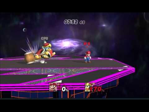 Mario's Cape in a Nutshell