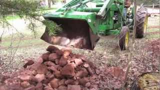 John Deere 1010 with #37 Loader