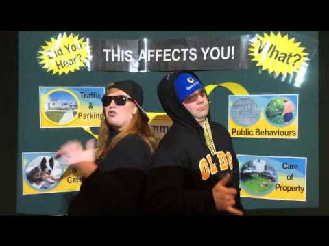 """Draft"" Community Standards Bylaw Promotional Video"