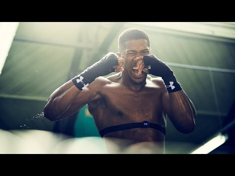 Anthony Joshua – Inspired By Greatness