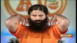 Baba Ramdev's Yoga to Cure Slip Disc and Back Pain