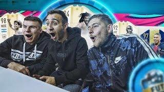 LA MEILLEURE DRAFT FIFA 19 !