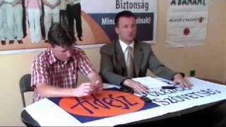 Dr. Görgényi Ernő ismertette a Fidesz gyulai Civil Programját Thumbnail