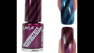 ♔ Магнитный лак! Layla Magneffect(фото на блоге http://coloursofladybird.blogspot.com/ Спасибо за вашу поддержку и внимание!!!, 2011-12-02T23:35:50.000Z)
