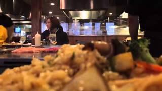 Sioux City Adventure: Hibachi Timelapse at Tokyo Steak House